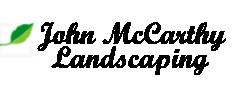 John McCarthy Landscaping